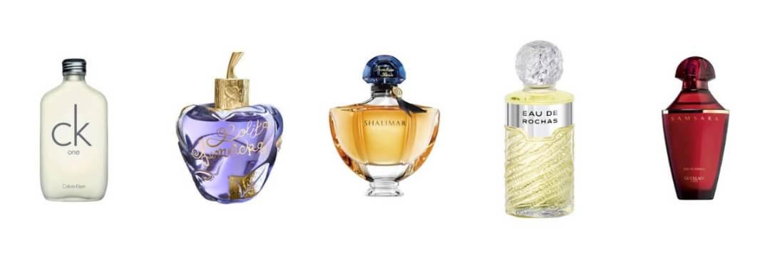 5 parfums pas chers à offrir pour la fête des mères