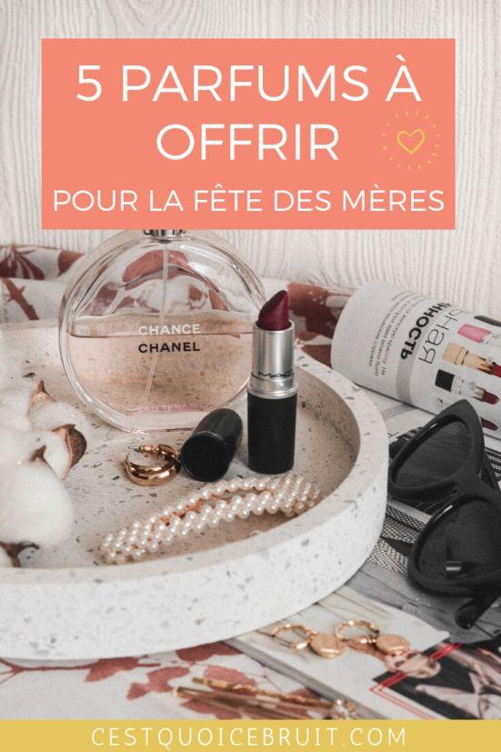 5 parfums pas chers à offrir pour la fête des mères #parfum #fêtedesmères #mères #motherday #famille
