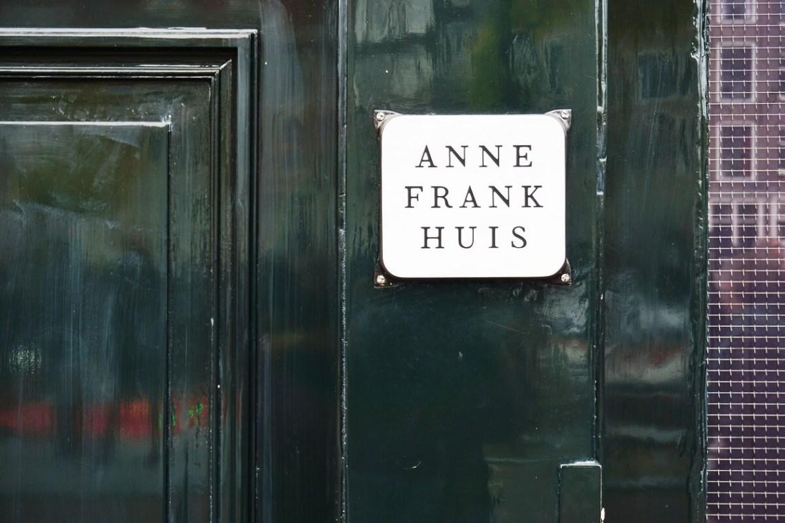 Voyage à Amsterdam en famille, visiter le musée Anne Franck avec les enfants