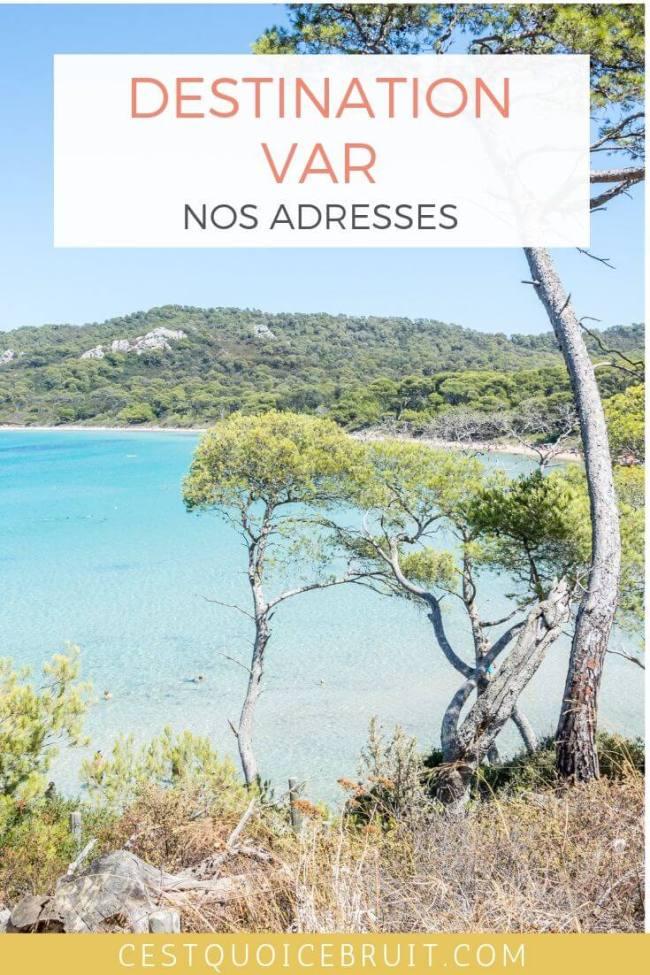 Bonnes adresses à découvrir dans le Var #var #tourisme #paca #provence #toulon