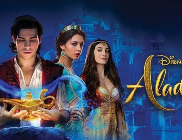 Aladdin, le film des studios Disney (avis famille)