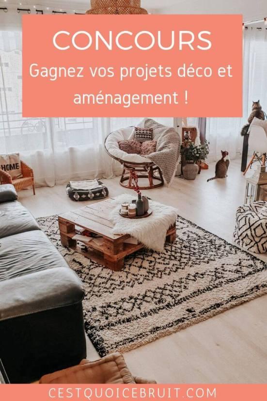 Gagnez vos projets déco et aménagement avec Lapeyre #concours #décoration #déco #home #rénovation