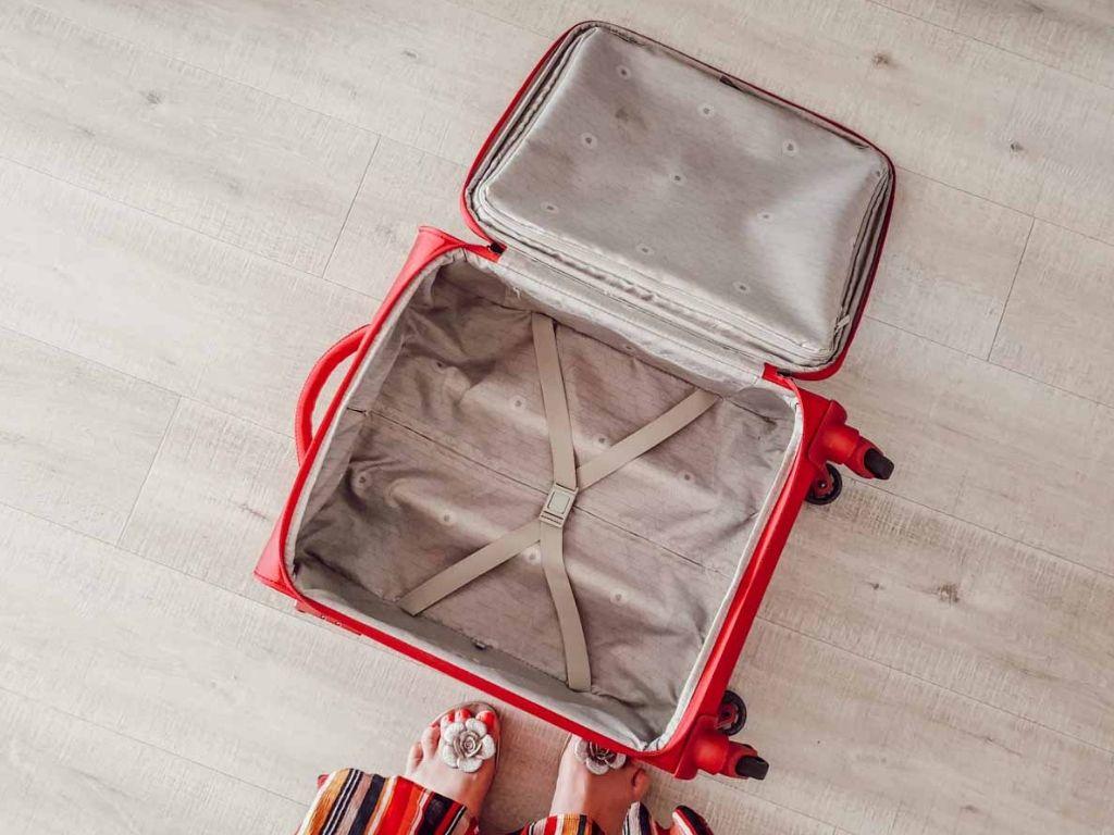 Mon bon plan pour ma valise cabine moins chère