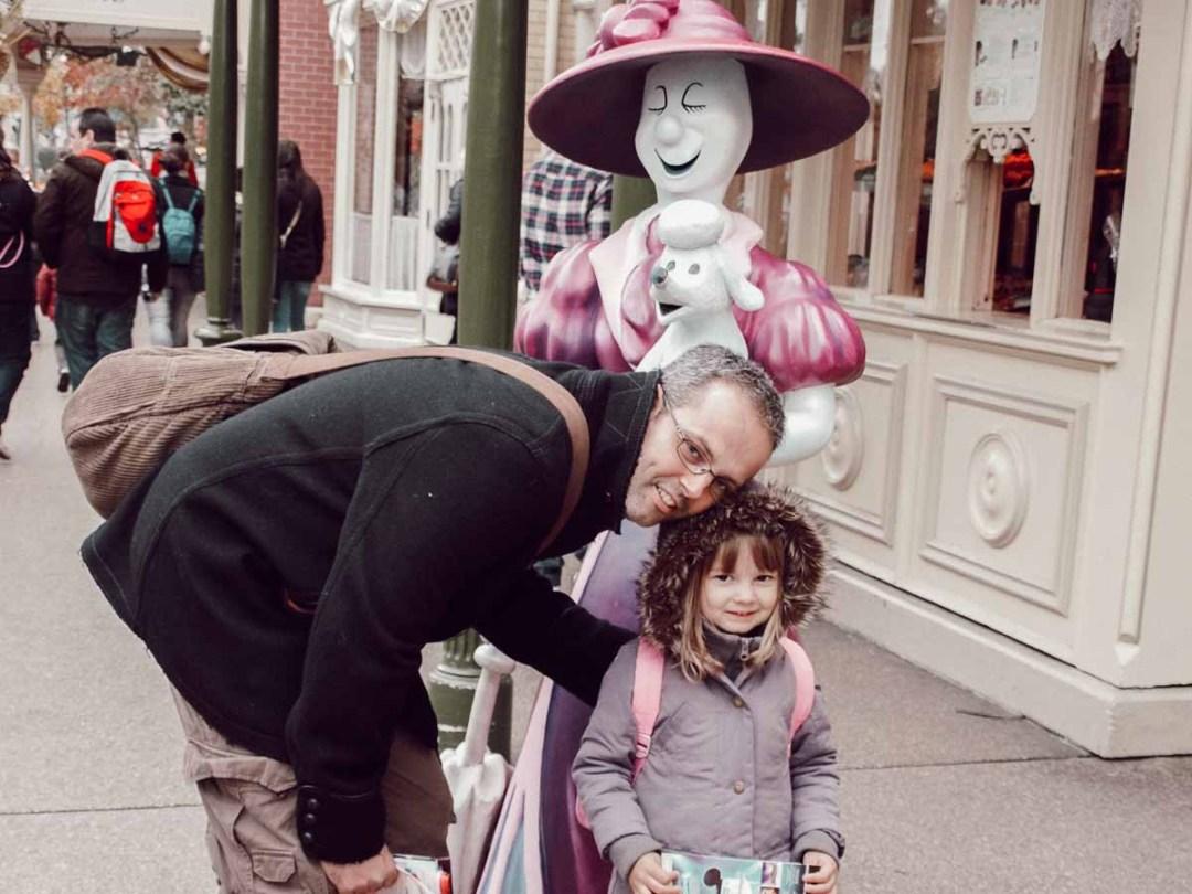 Séjour à Disneyland Paris en famille pour Halloween