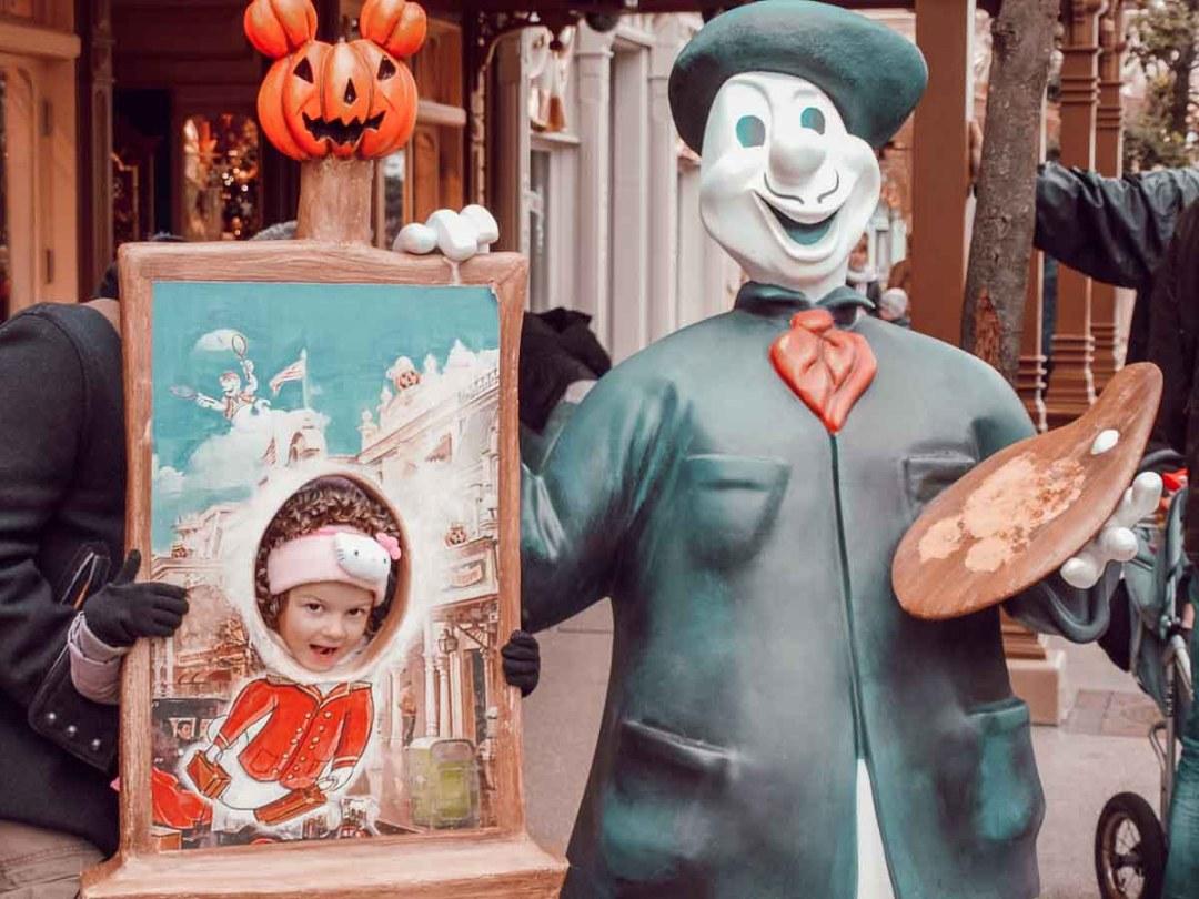 Découvrir Halloween à Disneyland Paris en famille