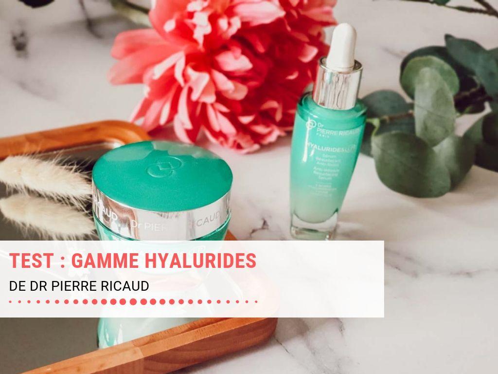 La gamme Hyalurides LP Pierre Ricaud