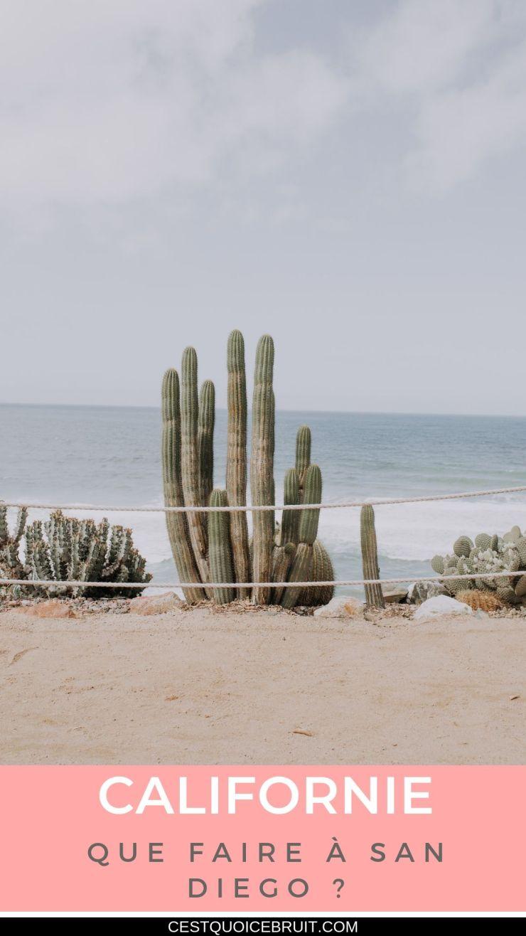 Voyage en Californie, que faire à San Diego ? #californie #sandiego #travel #voyage
