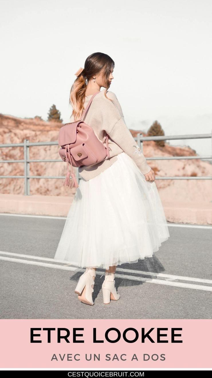 Mode : 9 sacs à dos femme pour assurer à la rentrée et être stylée #look #sac #mode #fashion