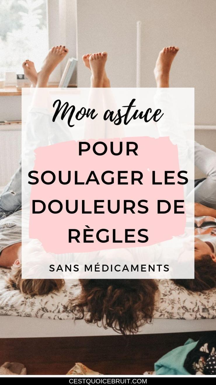 Mon astuces pour soulager les douleurs de règles et endométriose sans médicaments #douleur #règles #Endométriose #astuce #feelgood #féminité