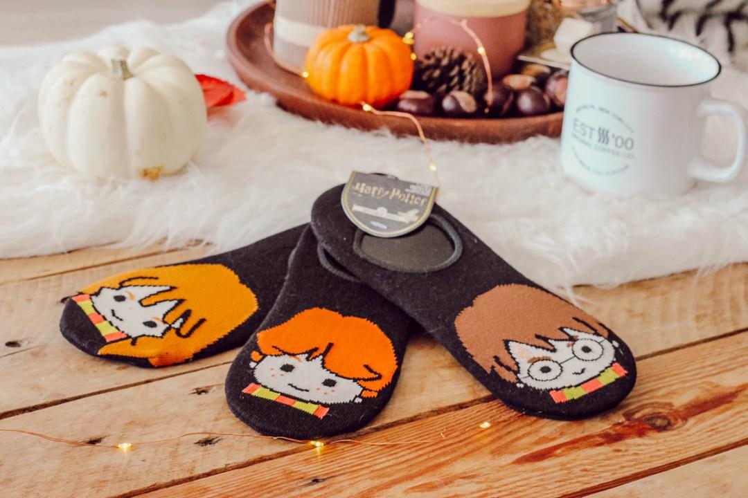 Chaussettes Harry Potter Primark pour les Potterhead