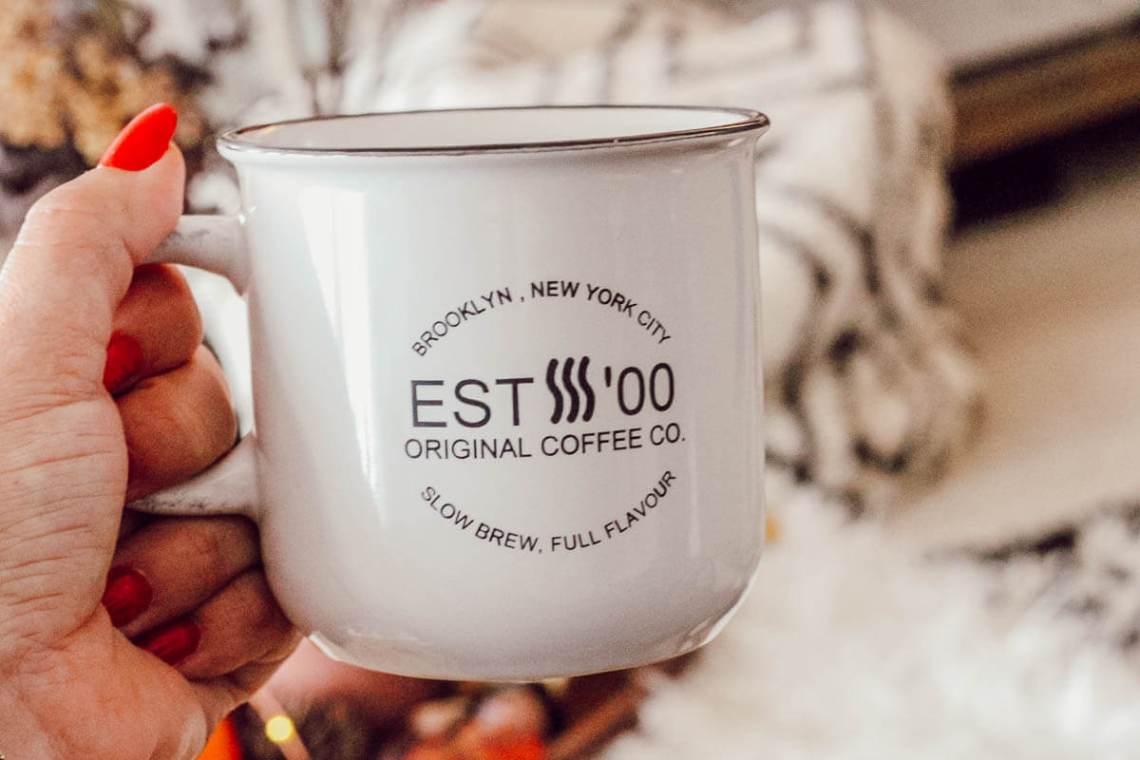 Mon mug préféré pour les boissons chaudes