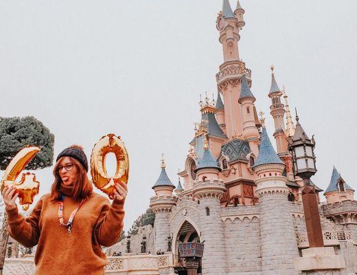 J'ai fêté mes 40 ans et je le vis bien (surtout à Disney)