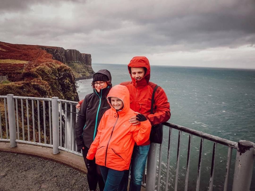 Voyage en famille sur l'île de Skye en Ecosse