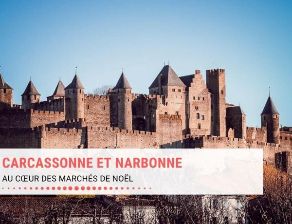 La magie de Noël, entre Carcassonne et Narbonne (Aude)