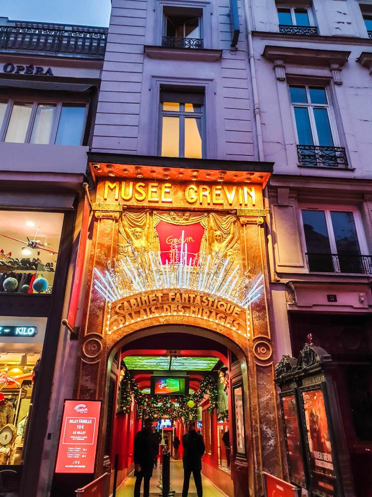 Visiter le Musée Grévin en famille