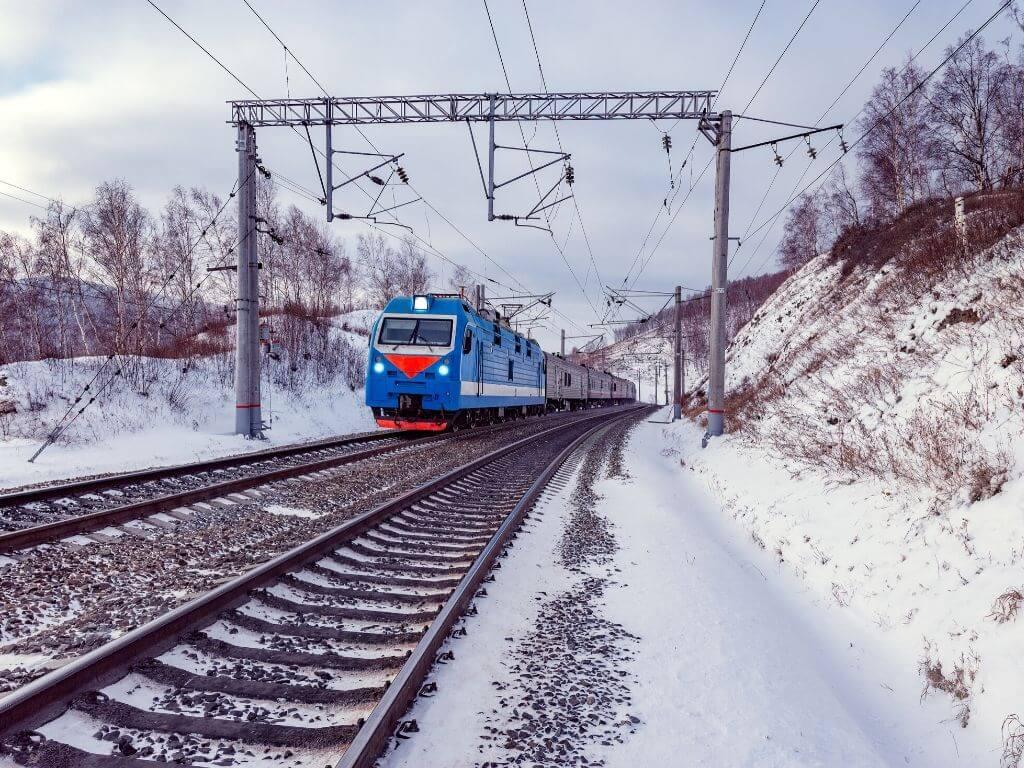 Voyage en Russie avec le Transsiberien