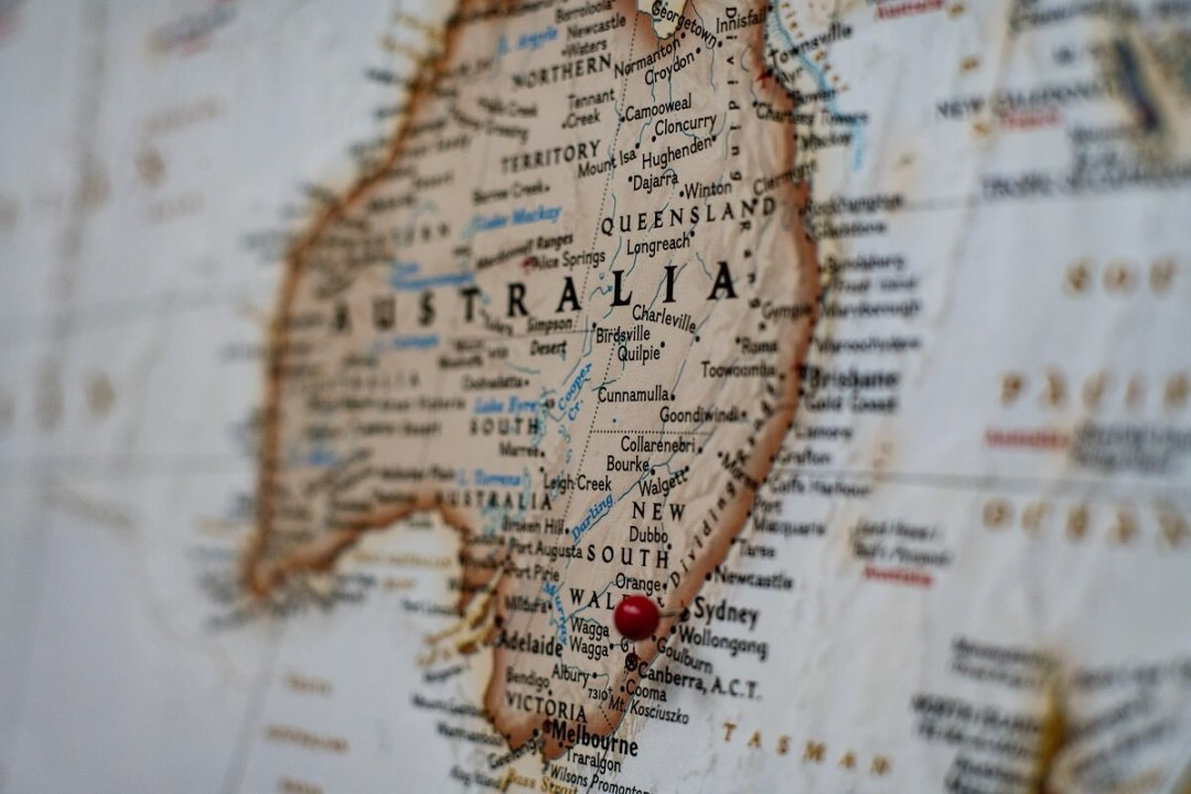 Préparer un voyage en Australie