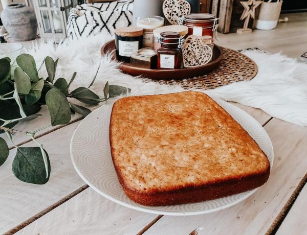 Recette du banana bread moelleux au Cake Factory