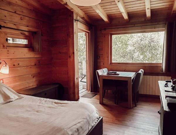 glamping : J'ai dormi dans une cabane dans les bois à Carcassonne