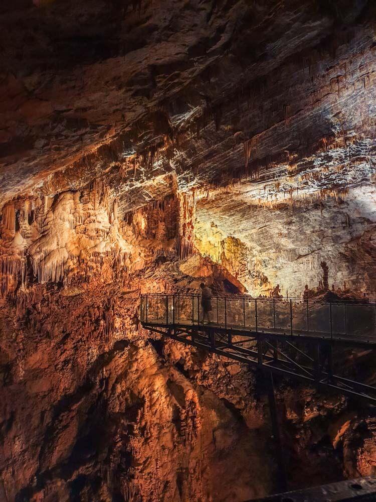 Visiter le gouffre de Cabrespine dans l'Aude
