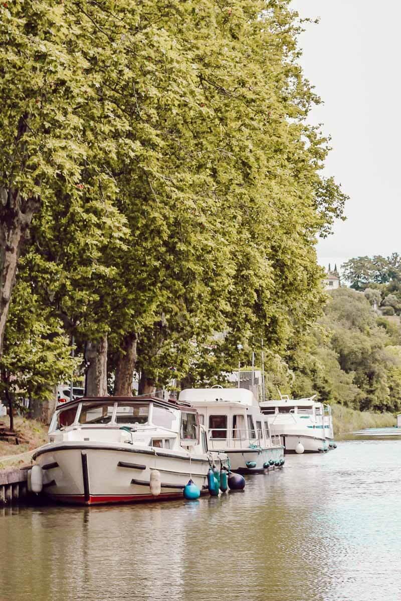 Activité en famille : Faire une croisière sur le Canal du Midi à Carcassonne