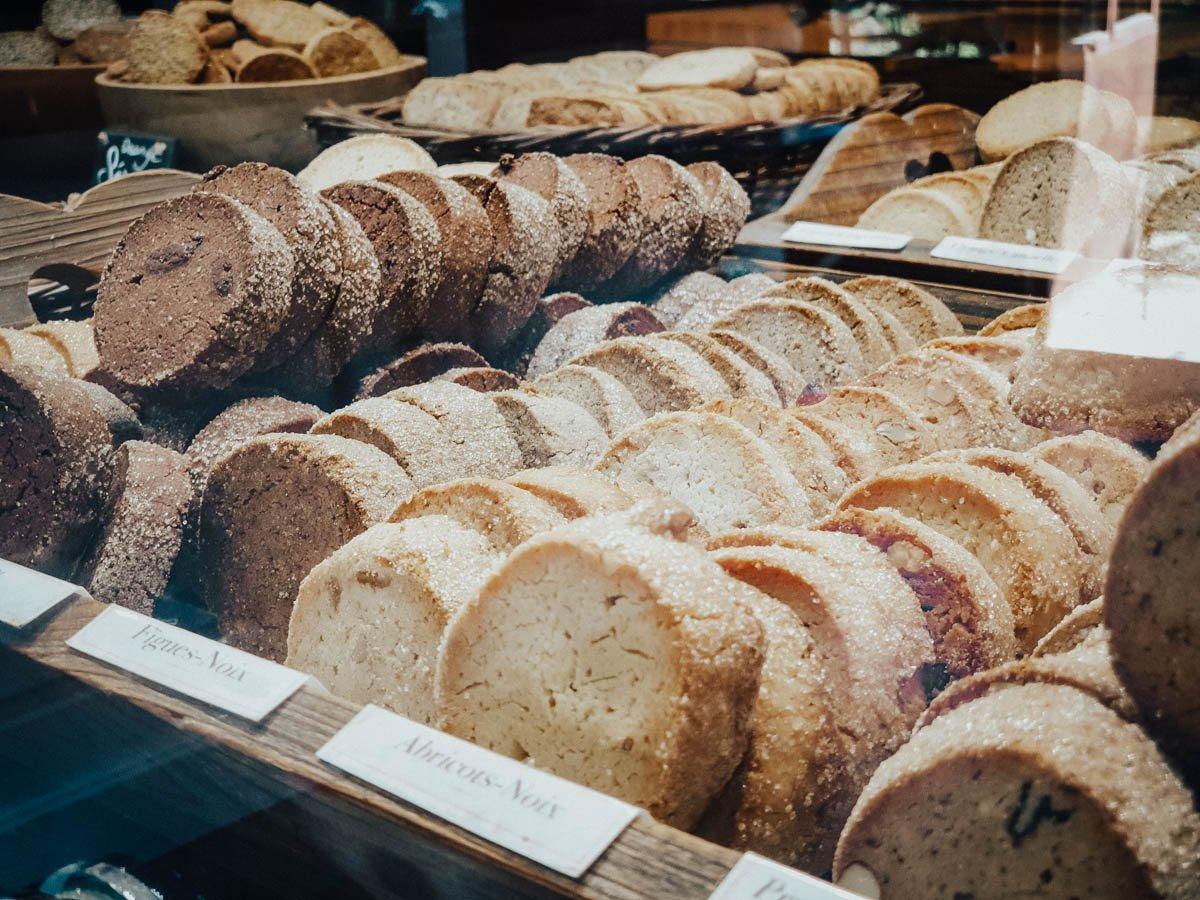 la boulangerie de Cucugnan