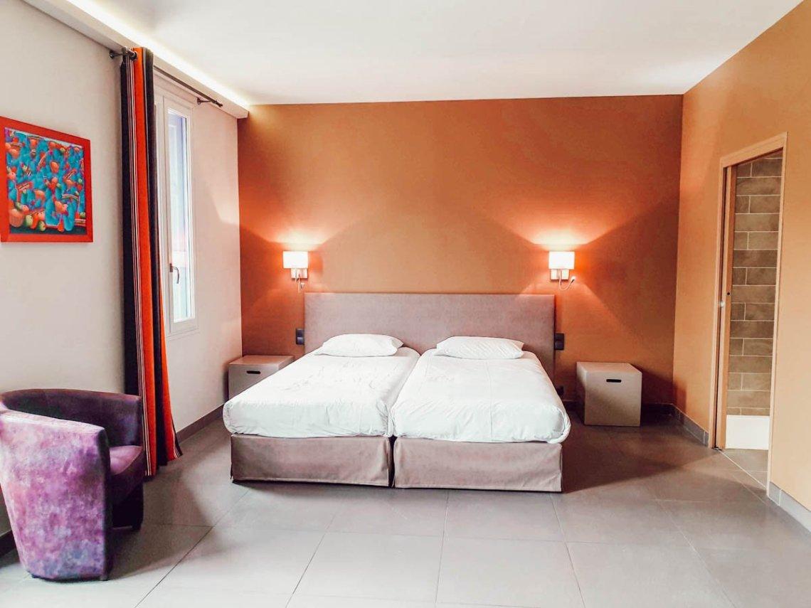 Où dormir à Cucugnan : notre séjour à l'Auberge du Vigneron pour notre road trip en famille dans l'Aude