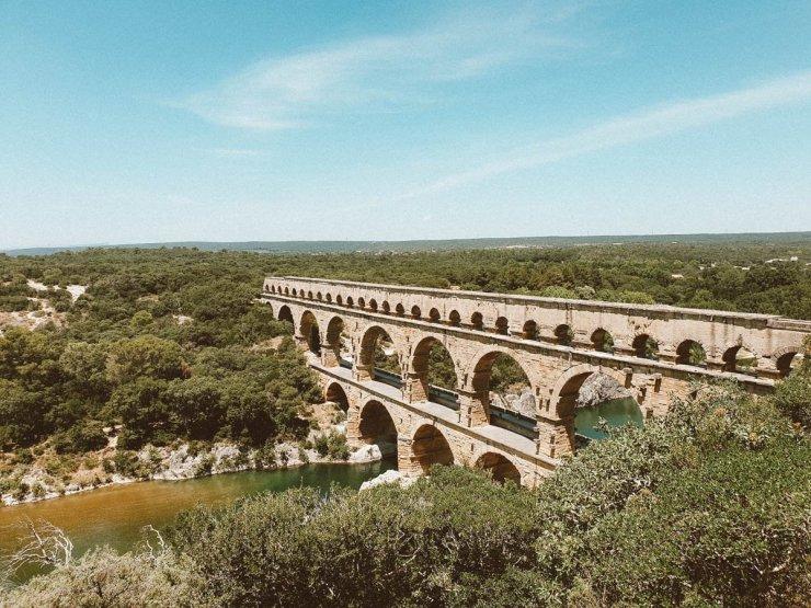 Visiter le Pont du Gard en famille