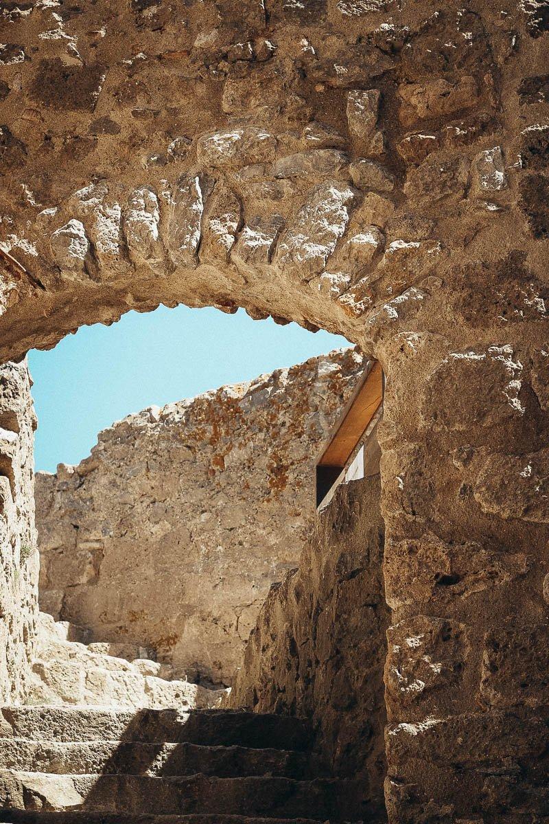 Visiter le château de Quéribus dans l'Aude