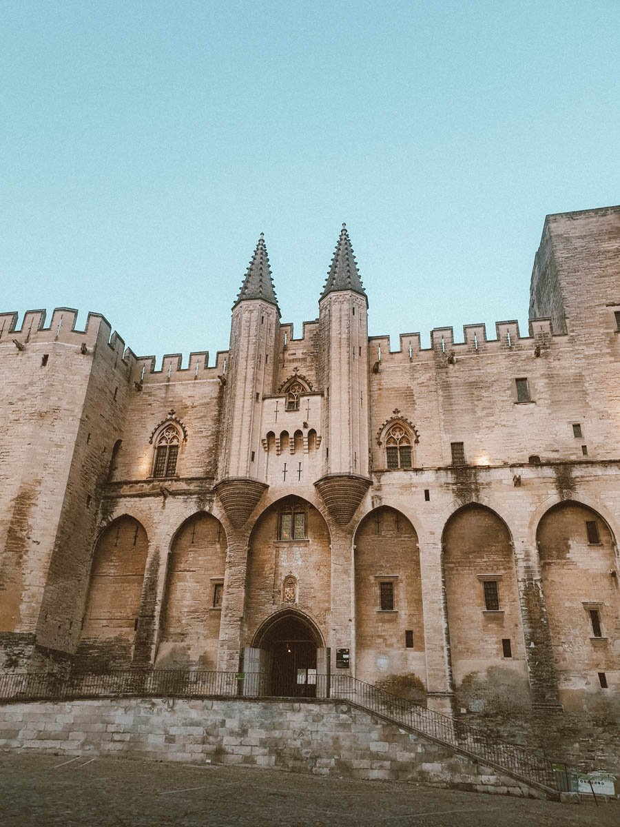 Bonne adresse pour visiter Avignon et le Palais des Papes