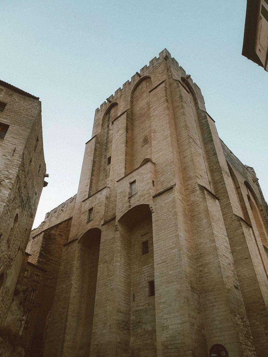 Où dormir pour visiter Avignon