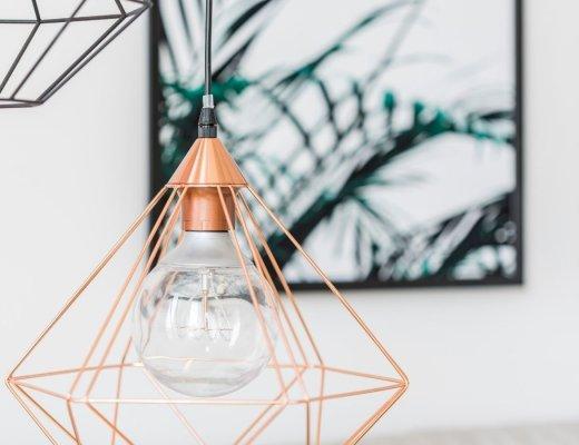 Embellir sa décoration grâce aux luminaires