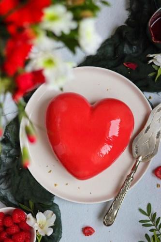 3 délicieux desserts à cuisiner pour la Saint Valentin :