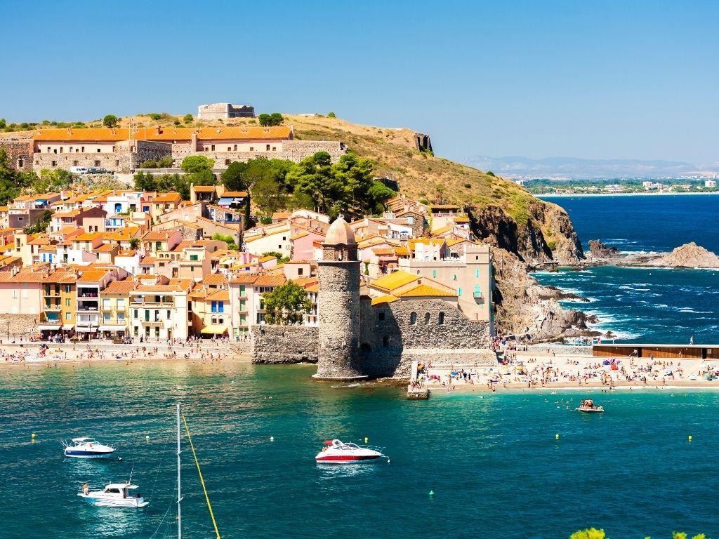 Visiter Collioure en famille