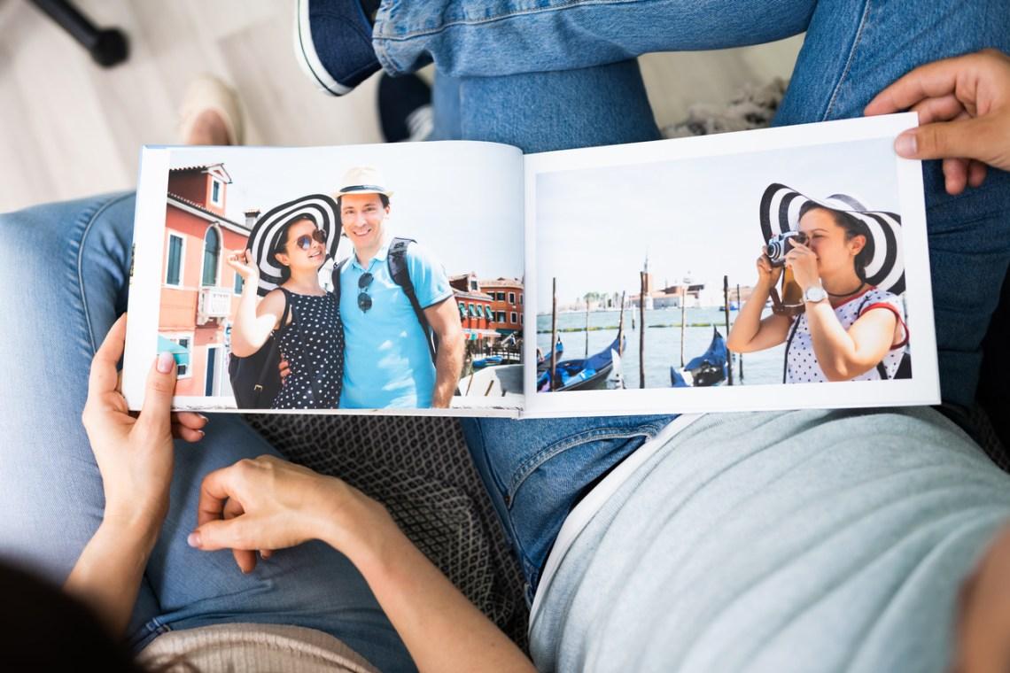 De jolis livres photo de famille pour sortir de l'ordinaire
