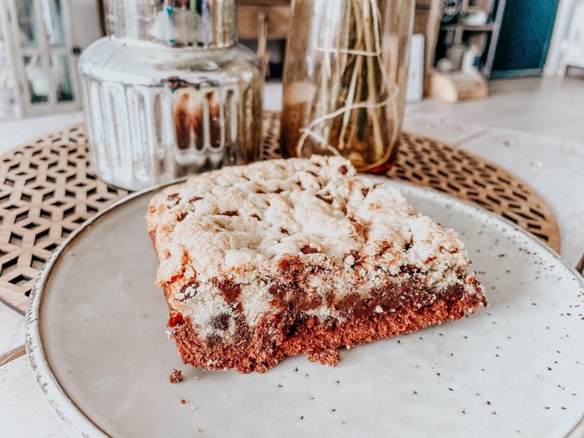 La recette du brookie : brownie et de cookie