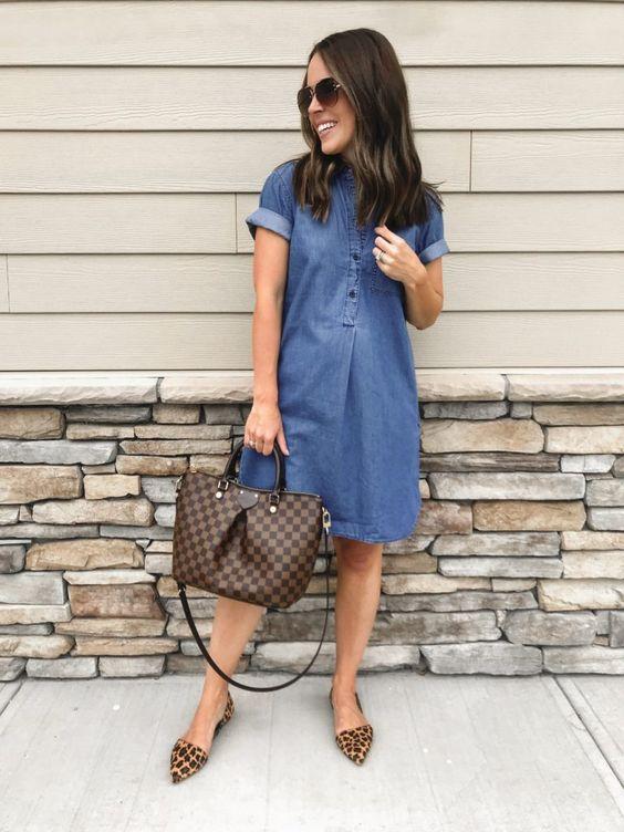 Mode 2021 : la robe en denim