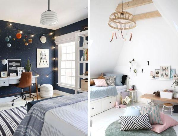 18 chambres inspirantes que vous ados vont trouver super cool !
