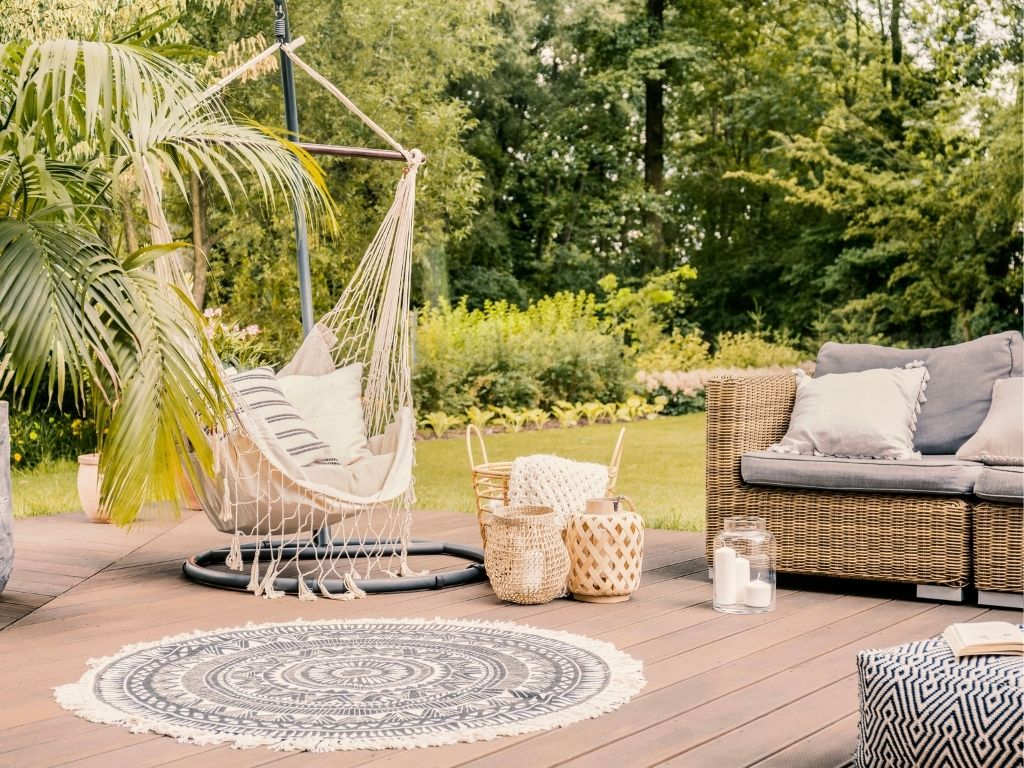 5 conseils pour aménager une terrasse agréable et chaleureuse