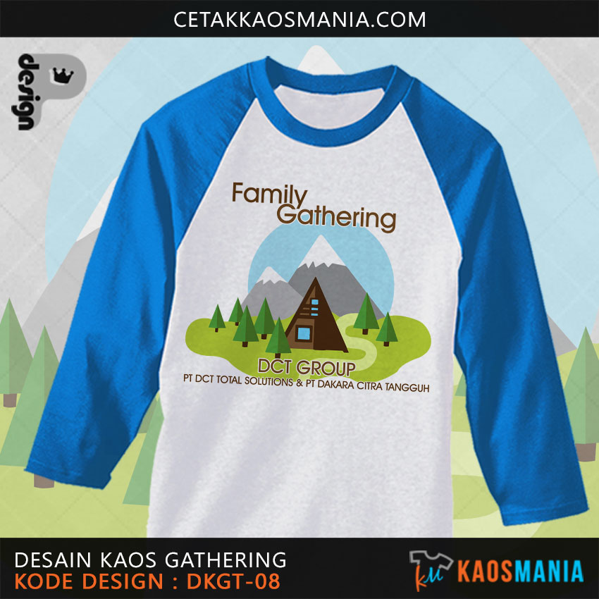 Design Kaos Family Gathering