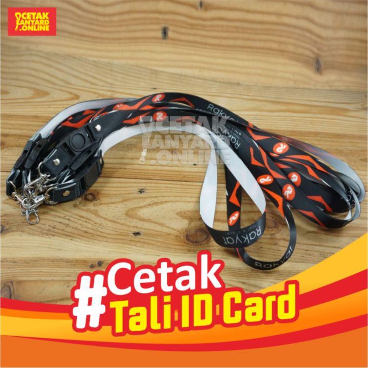 ukuran tali id card printing