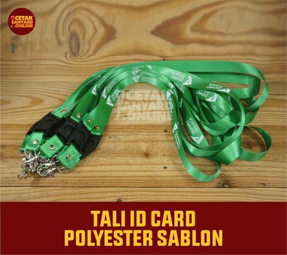 Tali ID Card Cetak Sablon