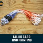 Jenis Bahan Tali ID Card