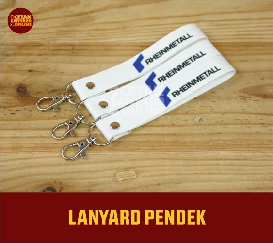Lanyard Pendek
