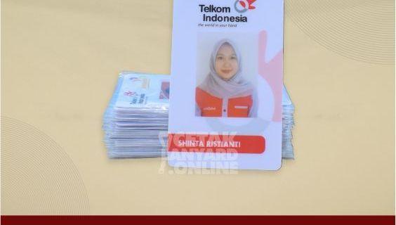 Ukuran ID Card Karyawan