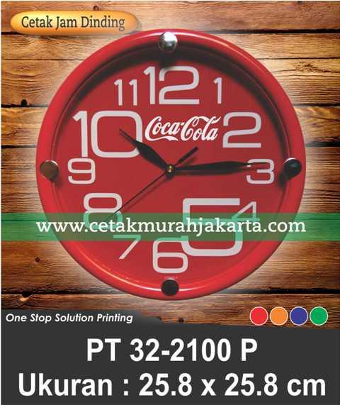 Cetak Jam Dinding   Jam Dinding Promosi   Souvenir Jam