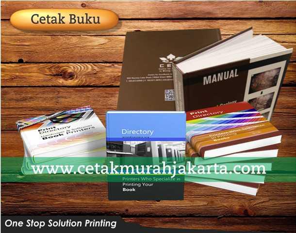Cetak Buku | Tempat Percetakan Buku Di Jakarta