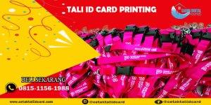 penjualan tali id card