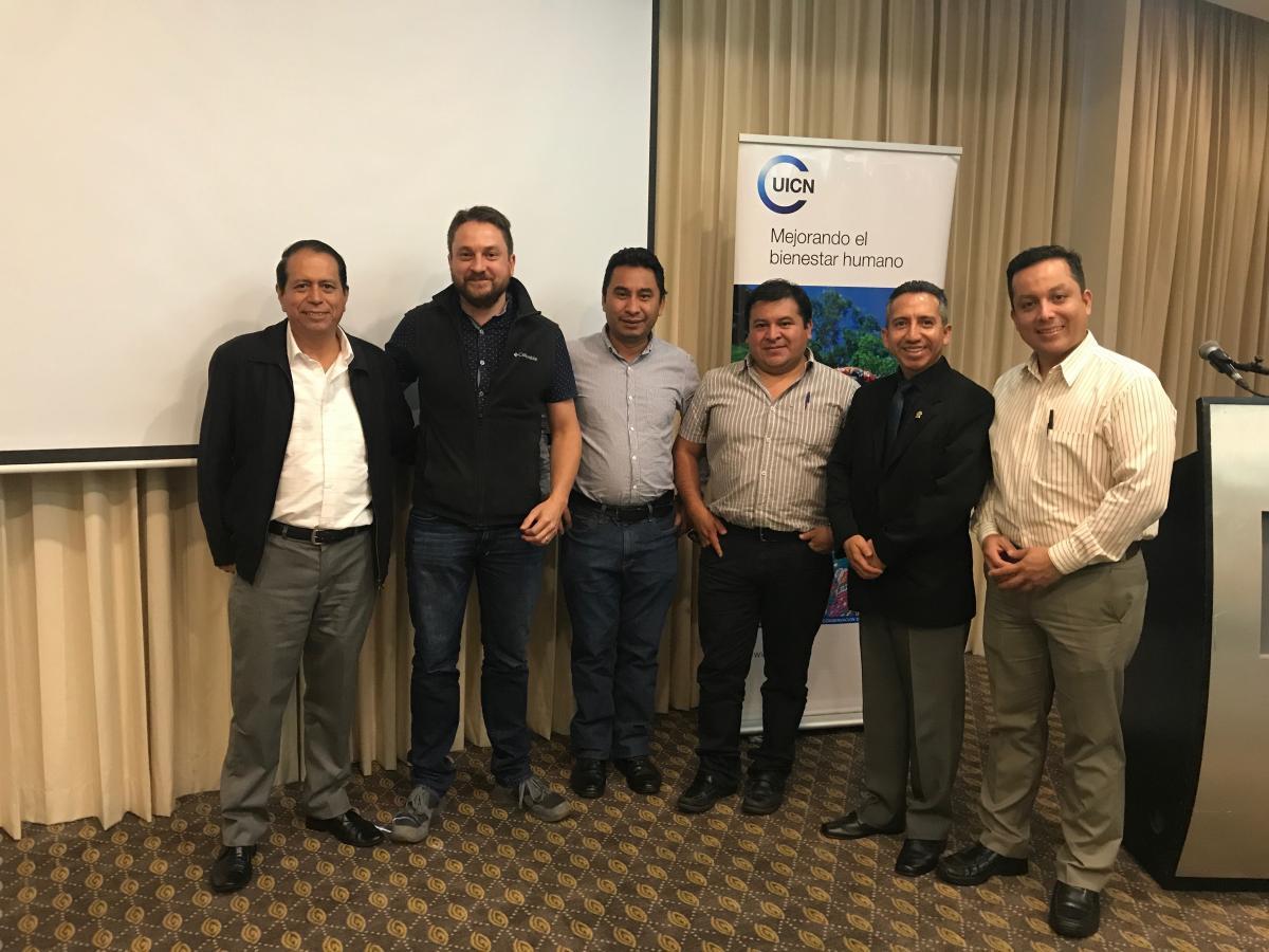 Primer Taller en Guatemala sobre el Barómetro de Bonn