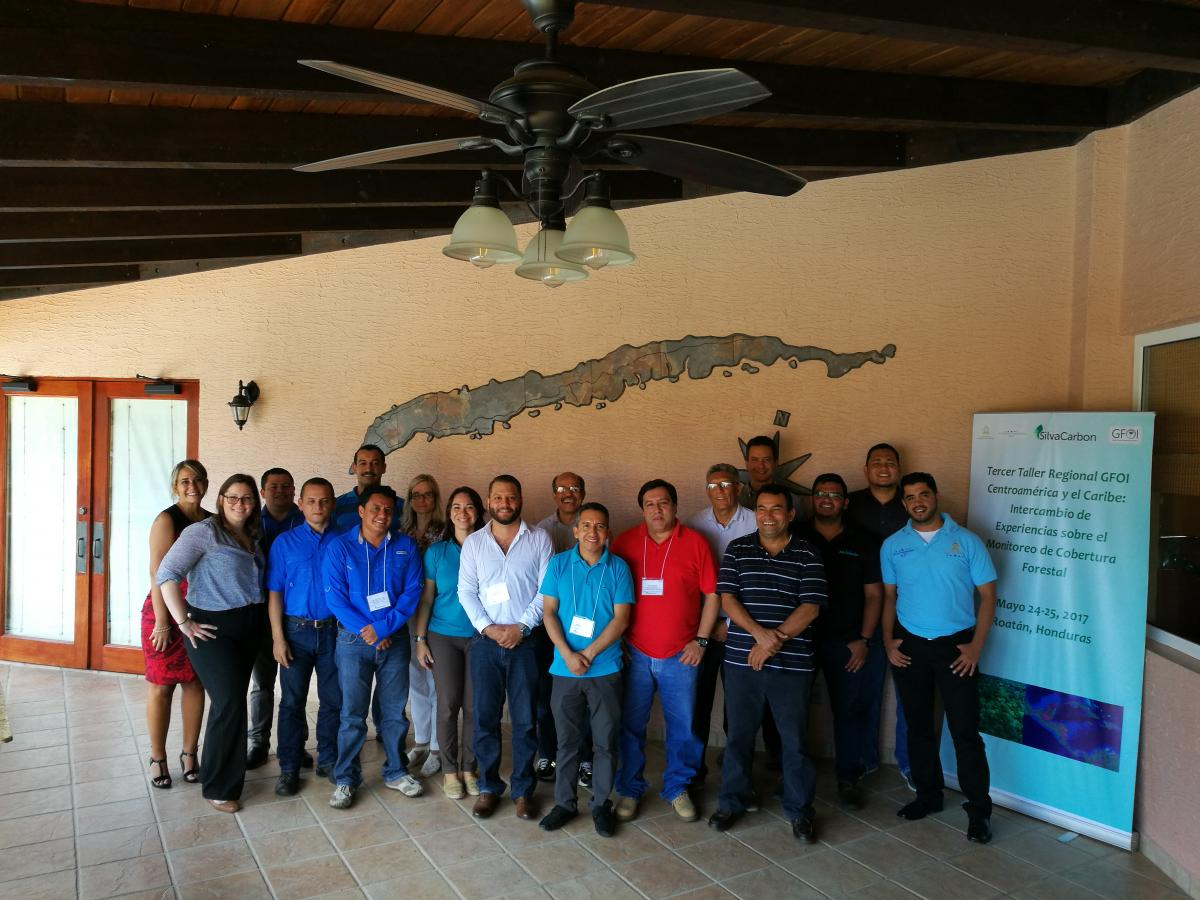 3er Taller Regional GFOI de Monitoreo de Bosques:Intercambio de Experiencias en Centroamérica sobre el Mapeo deCobertura Forestal